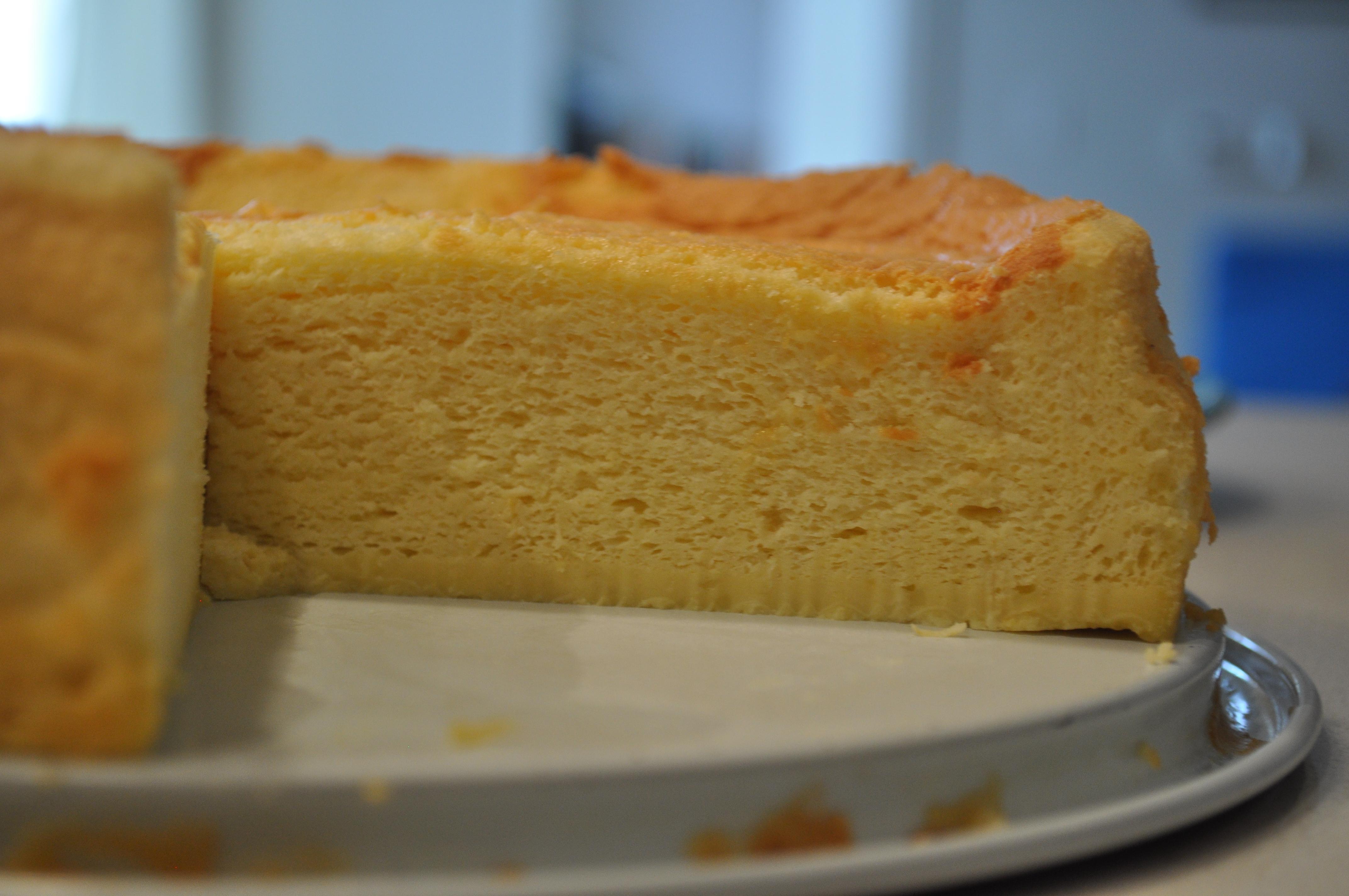 Japanese Cheesecake Social Kitchen