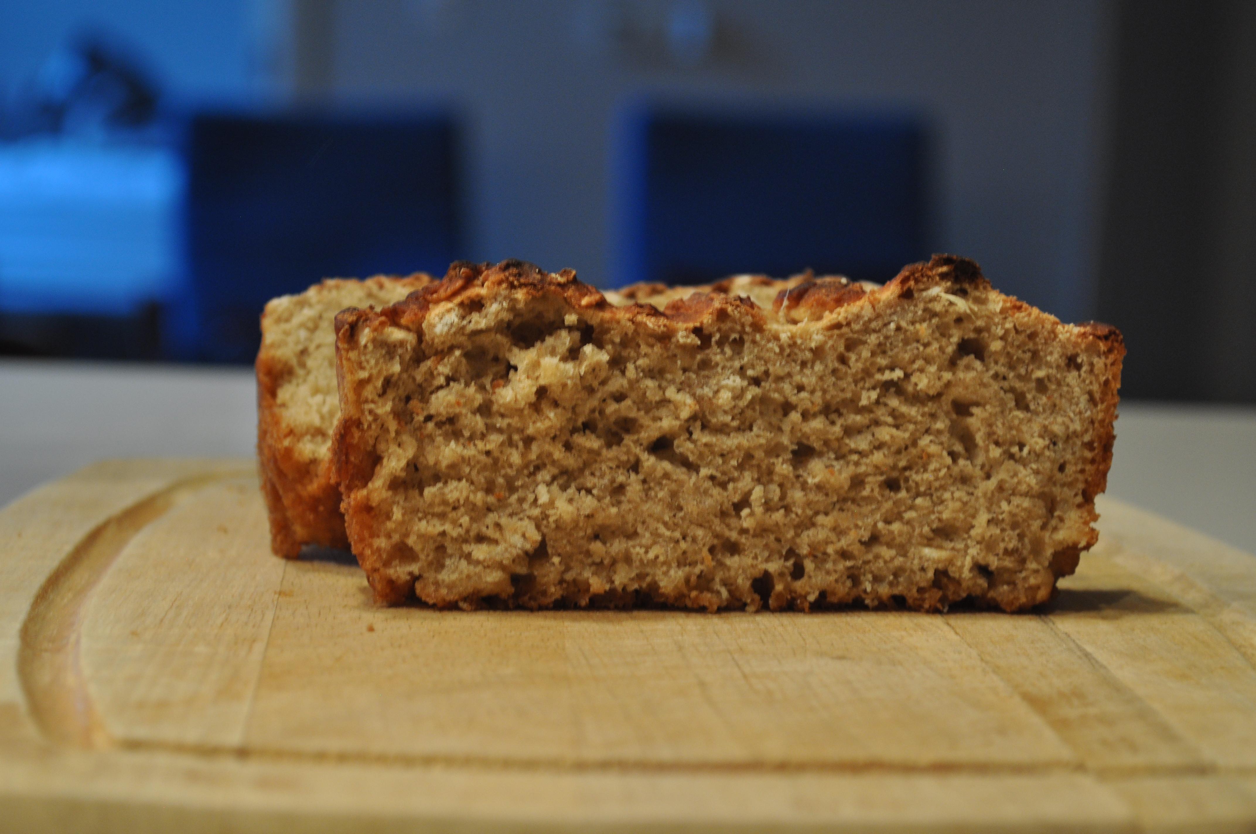 how to make hard bread soft again