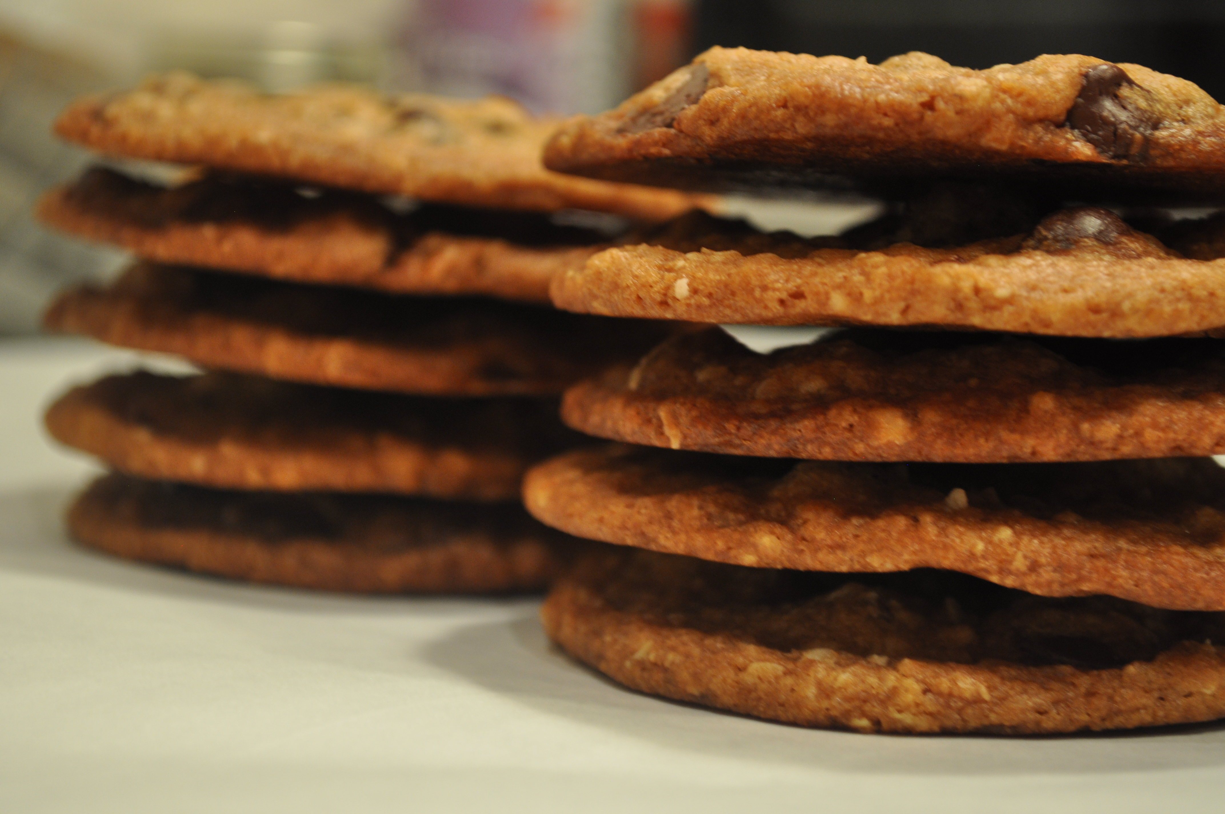 Thin crispy chocolate chip cookie recipe